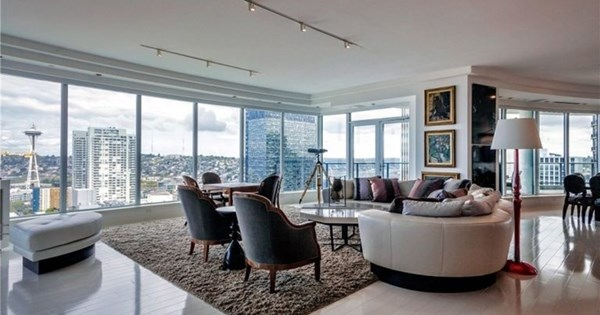 You Could Own The Fifty Shades Of Grey Apartment Harpers Bazaar Australia